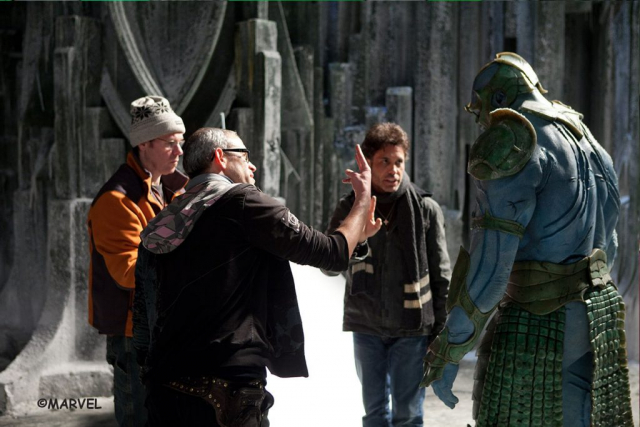 Providing direction to a frost giant